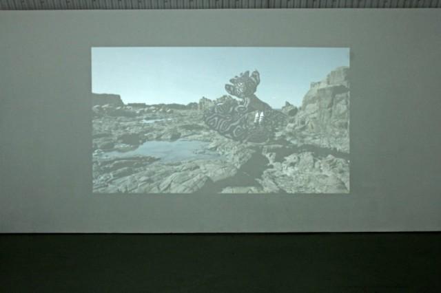 Bhenji Ra + Justin Shoulder, 'Deep Alamat' (2014) Install view. Commissioned by Artbank, Sydney. Courtesy Arcadia Missa, London.