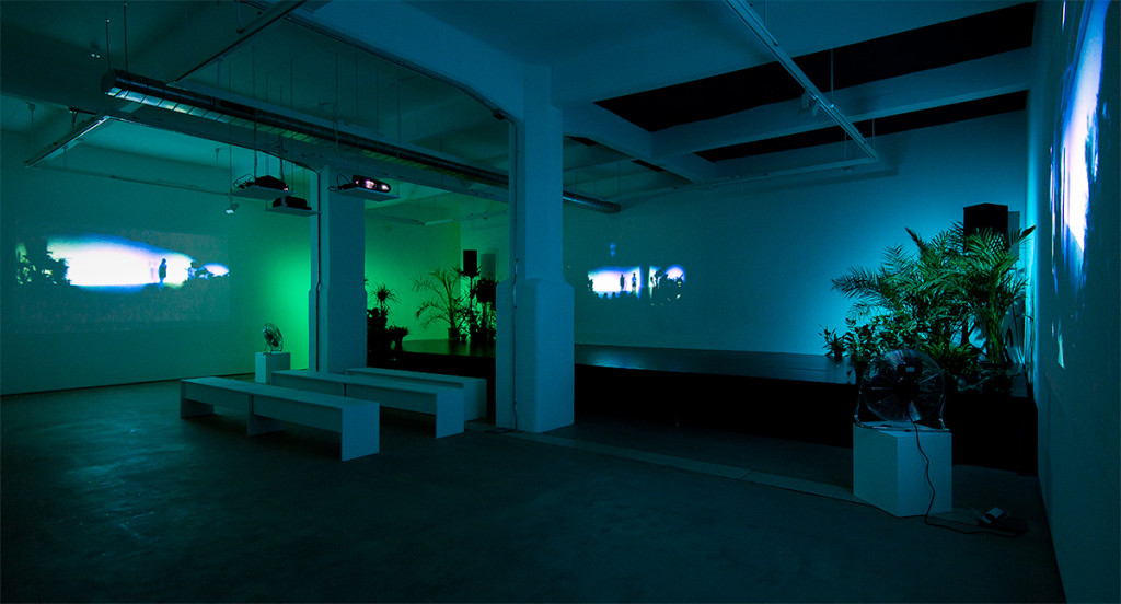 Holly Blakey, Some Greater Class (2015). 45min, three-channel film of performance, © Hales Gallery, London.