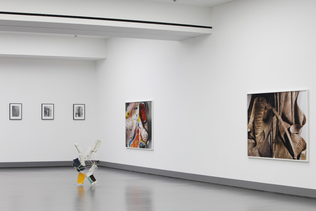 Josephine Pryde, Miss Austen Enjoys Photography. (2012) @ Kunstverein Dusseldorf. Exhibition view.