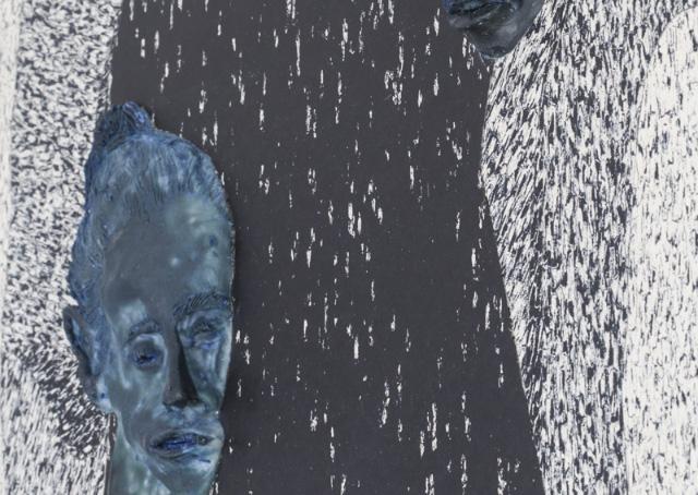 Aline Bouvy + Simon Davenport, 'New Pabulub' (2015) Exhibition view.