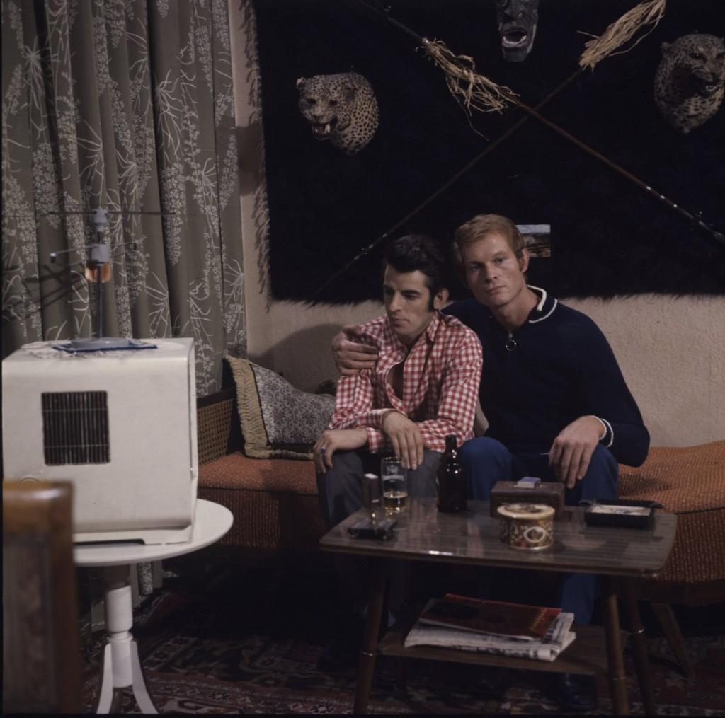 Rosa von Praunheim, 'Nicht der Homosexuelle ist pervers, sondern die Situation, in der er lebt' (1971).