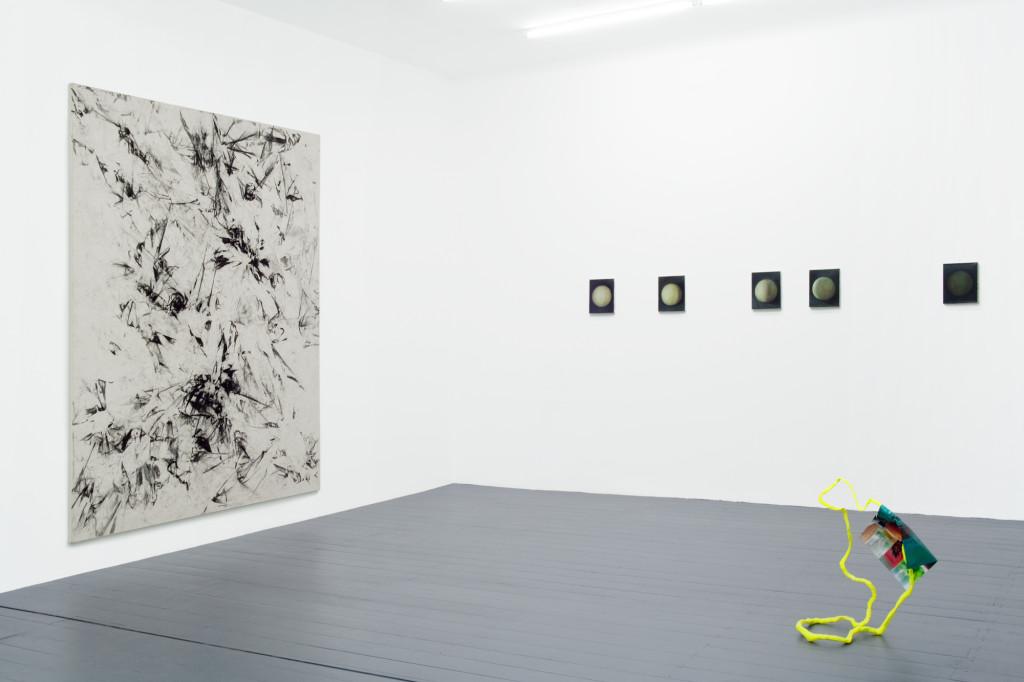 'Ausstellung 61' (2015). Exhibition view. Courtesy Exile, Berlin.