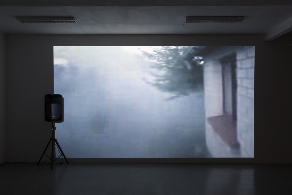 Ulijona Odišarija, 'Burnout' (2015) @ P//////AKT, Amsterdam. Installation view. Courtesy the artist.