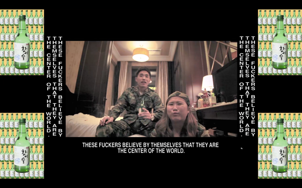 Teejay H., 'Angry Hotel' (2014). Video still. Courtesy the artist.