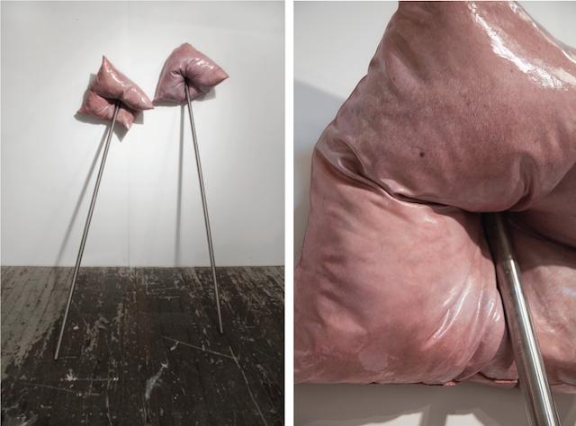 Ivana Basic, 'World is all of one skin' (2014). Courtesy the artist.