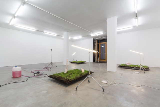 Pakui Hardware, Lost Heritage (2015) @ kim?. Exhibition view. Courtesy the gallery and the artists.