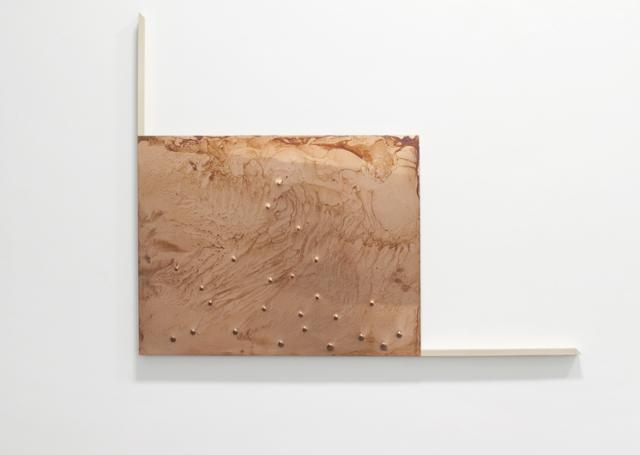 Shanta Rao + Jo-ey Tang. PATCH (2015) Exhibition view. Courtesy Galerie Nathalie Obadia, Paris.