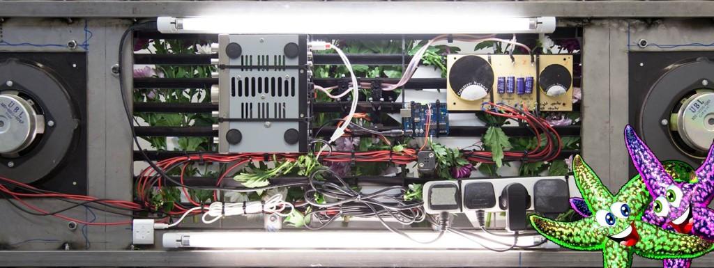 Joe Highton, 'STARFISH/Pissing Into Plug' for Limbo Limbo (2016). Courtesy the artist.