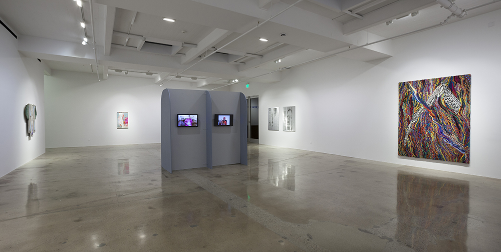 The Real World (2015). Exhibition view. Courtesy Steve Turner Contemporary, Los Angeles.