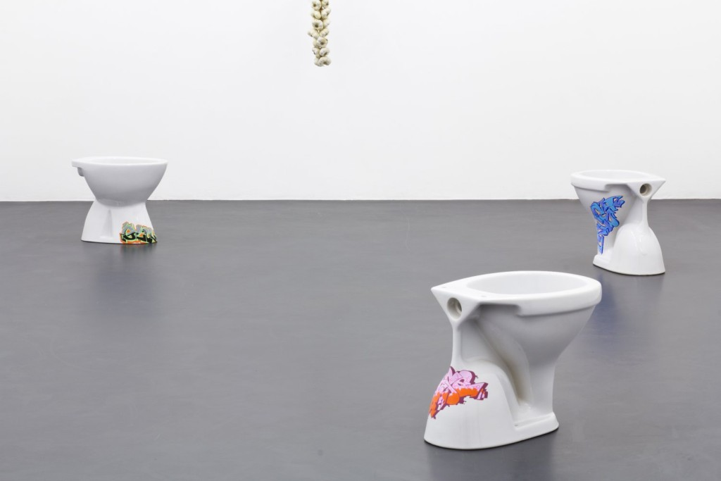 Paul Barsch + Tilman Hornig, Episode 4: Bathroon @ OSLO10, Basel.