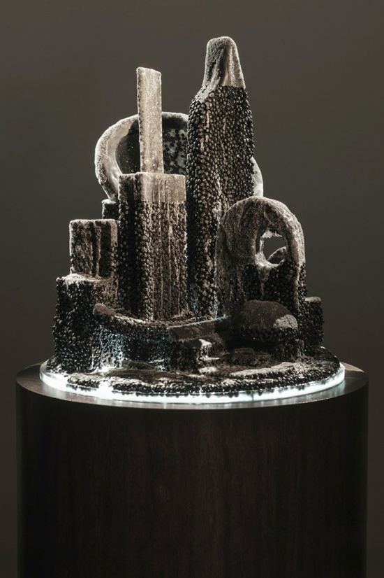Mike Kelley, 'City 15' (2011). Courtesy Hauser and Wirth.