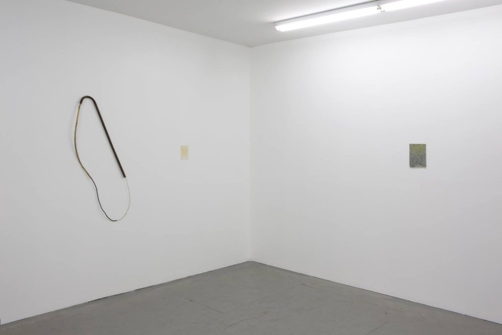 Eric Oglander, New Sculptures and Works on Paper (2016). Courtesy Deli Gallery, New York.