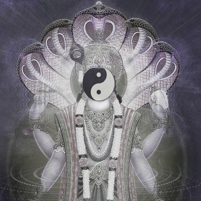 Internet Goddess Shinatama, The Unified Consciousness album artwork. Released via Dream Catalogue, May 25, 2015.