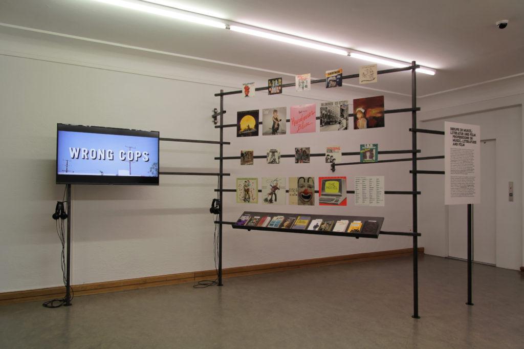 The Historical Exhibition (2016) exhibition view. Courtesy Manifesta 11, Zurich.