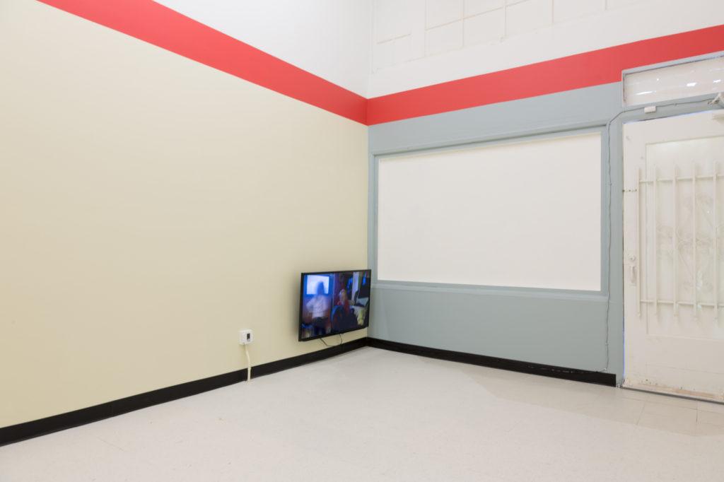 Tony Hope, Lilac (2016). Exhibition view. Courtesy Jessica Silverman, San Francisco.