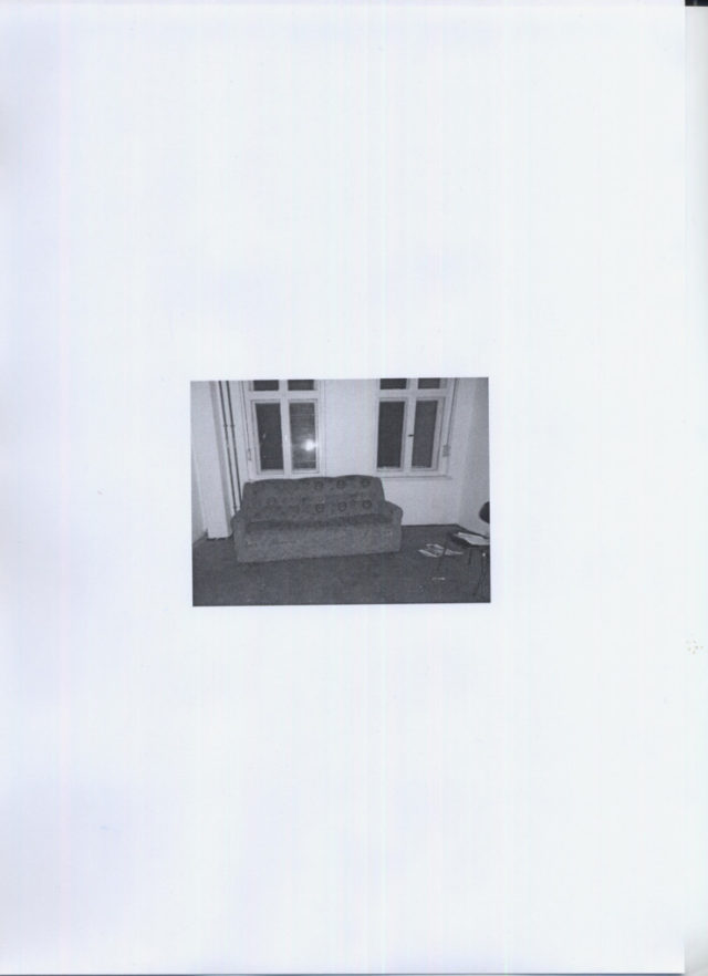Christophe de Rohan Chabo @ EXILE., Aug 1 - 31