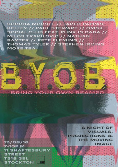 B.Y.O.B @ The Auxiliary, Aug 19, 2016