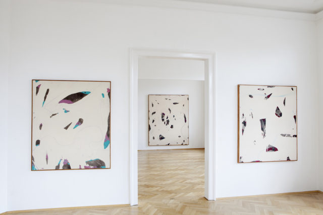 Yorgos Stampkopoulos, 'Soul Remains' (2016). Installation view. Courtesy of artist + Nathalie Halgand gallery, Vienna.