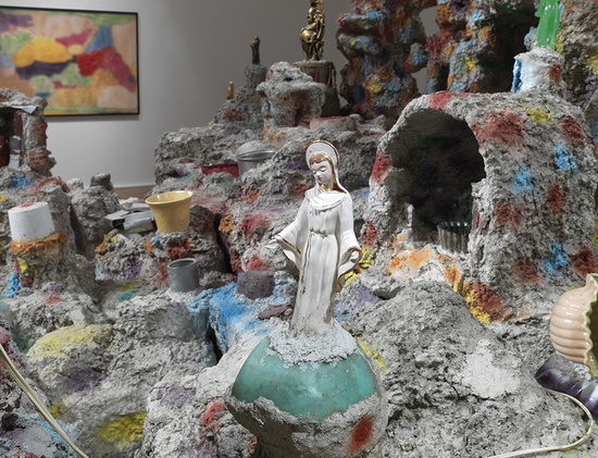 Mike Kelley @ Hauser & Wirth, Sep 23 - Nov 19