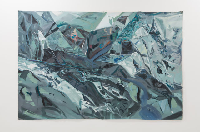 Gian Manik, 'Untitled' (2015). Oil on linen. Courtesy the artist+ Photography Christo Crocker
