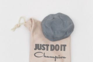 Ellen Schafer, 'Just Do It, Champion!' (2016). Photo by Ian Byers-Gamber. Courtesy Gold Press + Actual Size, Los Angeles.